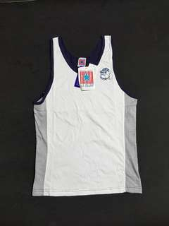 vintage nba nfl nhl mlb 老品 古著 喬治城 背心