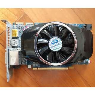 Sapphire Radeon HD5750 Display card 1G GDDR5