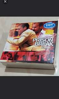 Prison Break Season 2 (Vcd)
