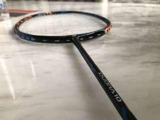 Raket Badminton Yonex Duora 10 - Like NEW.