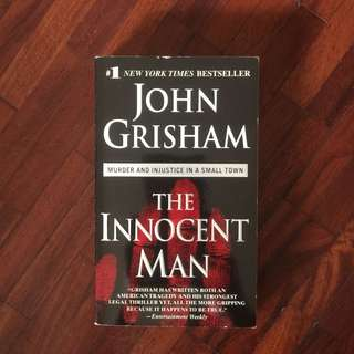 Paperback - The Innocent Man - John Grisham