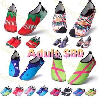 成人防水沙灘鞋Adult beach shoes