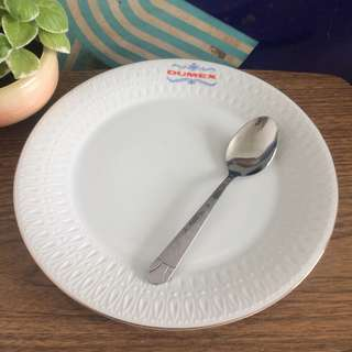 1970s Dumex Large Plate