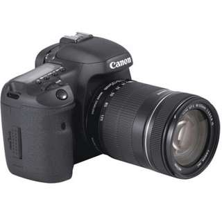 Canon EOS 700D 18-135mm EF STM