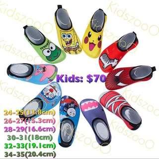 兒童防水沙灘鞋 beach shoes