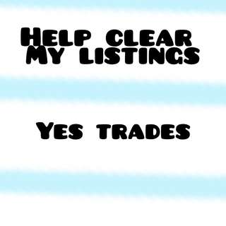 Clear & Trade