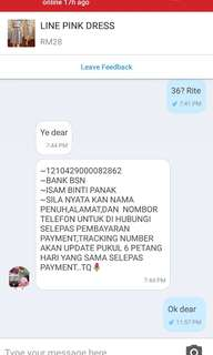 Dnt trust this seller, as u can see d pic i screenshot