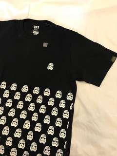 Uniqlo Star Wars Stormtrooper T-Shirt