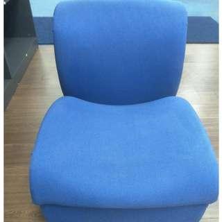 Blue Individual Sofa
