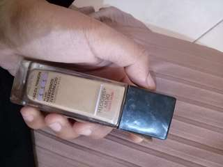 Fit me Maybelline Foundation Shade natural beige ori