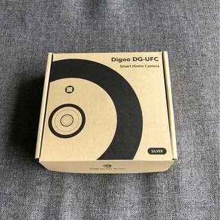 Digoo DG-UFC H.265 1080P FHD 2.8mm 180 Degree Wireless Night Vision Smart Home WIFI IP Camera Security Monitor