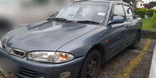 proton wira auto 1.5cc 1996year