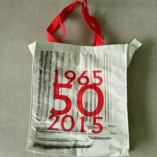 Authentic SG50 Totebag Tote Bag