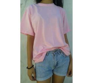 REPRICED!! Pastel Pink Oversized Shirt