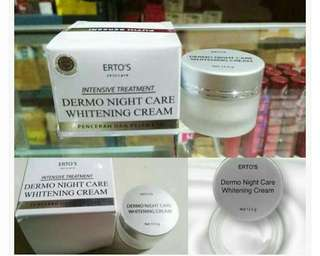 Erto's Night Cream ORI