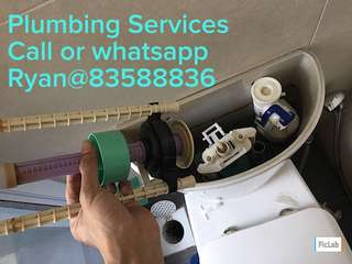 Reliable Home Plumbing Services! Whole Sg covered !