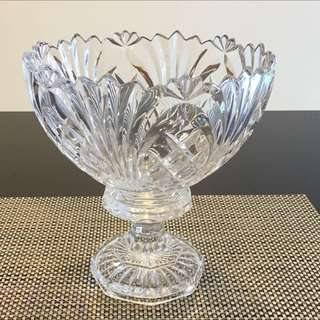 Elegant Glass Bowl
