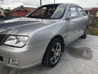 proton waja 2001year Auto 1.6cc