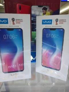 Vivo V9 PROMO 0,99% Free Antigores + Case + Powerbank