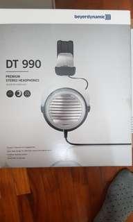 Beyerdynamic DT990 premium 600ohm headphone