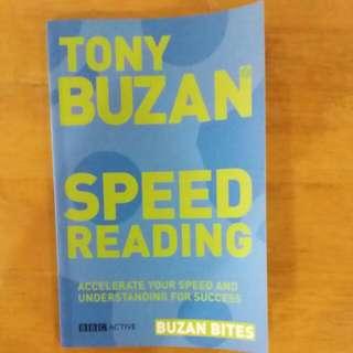 Tony Buzan Speed Reading