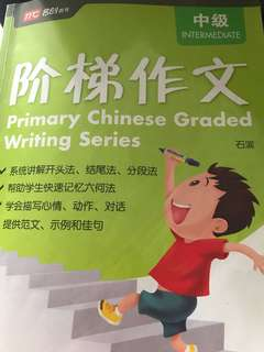 Chinese Assessment Book Composition Pri 3 and 4