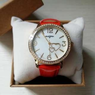 ⌚ Price Down❗香港原創品牌megan女裝手錶 lady watch