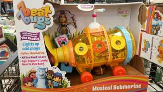Toy Play Musical
