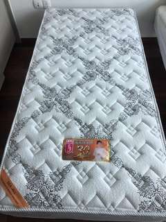 Seahorse Single Mattress Firm (4 mths old)