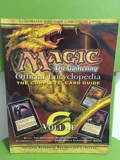 Magic The Gathering - Vol 6 Encyclopedia