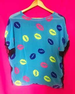 SALE! Chiffon blouse