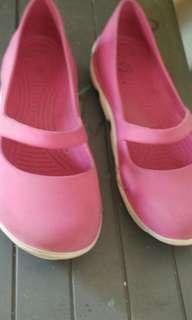 Pink Corcs Casual Ori
