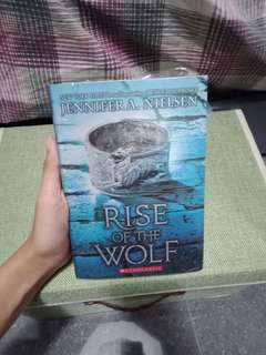 Rise of the Wolf by Jennifer Nielsen