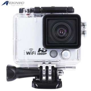 EKNIC A3 FULL HD WIFI 1080P WATERPROOF REMOTE SPORT ACTION CAMERA WITH STORAGE BOX GOPRO