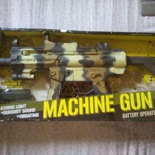 Machine Gun (Battery Operated)