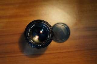 Lensa canon FD 55mm f1.2 (mount EOS) Rare Item !!!