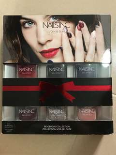 Nails Inc Be Gelous Collection Gift Set