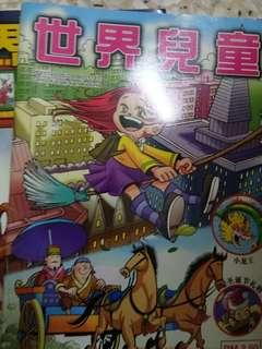 Children comics