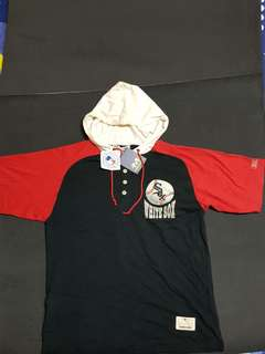 vintage nba nfl nhl mlb 老品 古著 白襪 短袖 帽t