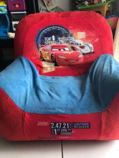 Lightning McQueen chair