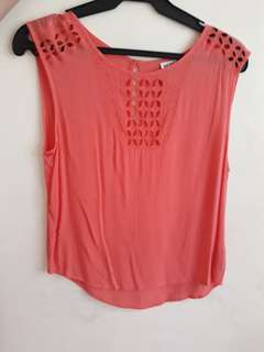 Vero Moda Sleeveless Top XS