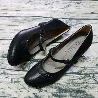🚚 MIT 綿羊皮 瑪麗珍鞋 氣墊高跟鞋 /低跟鞋/中跟鞋/氣墊鞋/粗跟鞋/OL必備