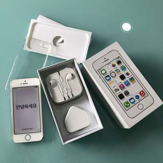 Iphone 5S 32GB In Box Good Working Condition