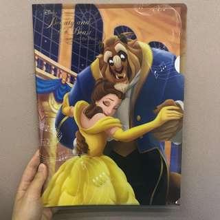 迪士尼file 美女與野獸