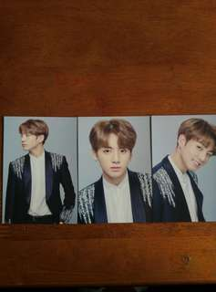 (WTT/WTS) BTS photocards
