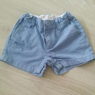 Baby Boy Shorts Chateau de Sable
