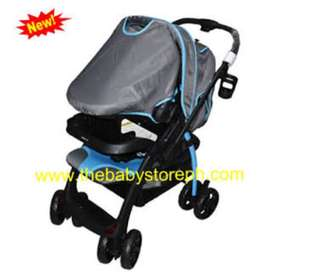 Baby 1st stroller and car carrier