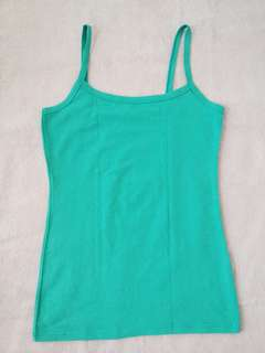 Halter Top (Mint Green)