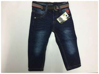 Jeans kids us polo