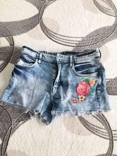 H&M Kids Denim Shorts